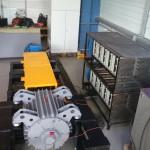 Автоматизированный стенд для проверки подвагонных генераторов (АСИГ)